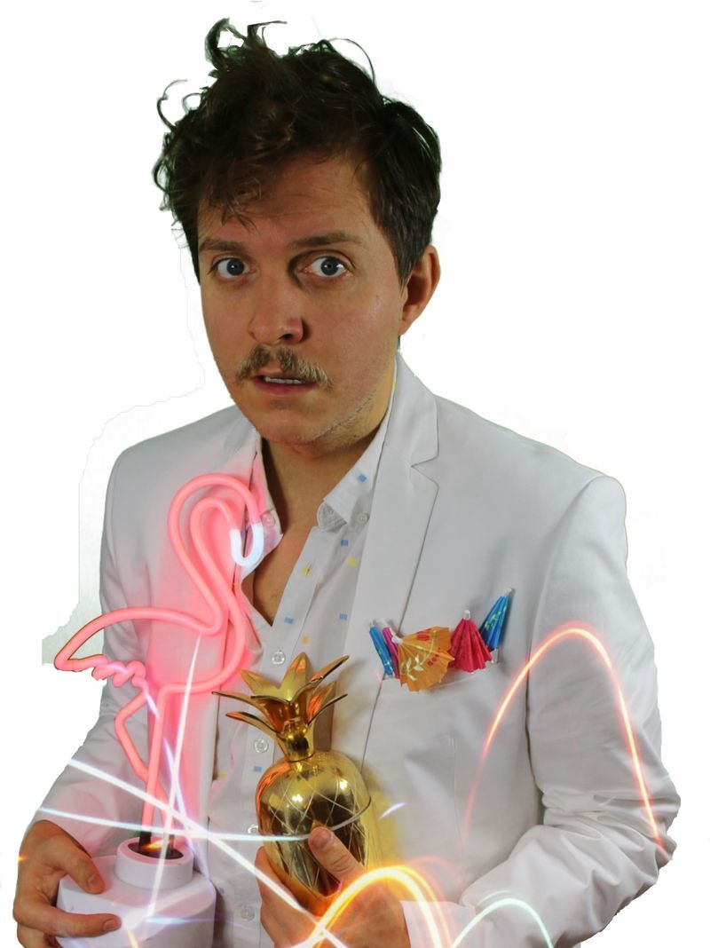 Joey Page: AfterLife (An Idiot Considers A Series Of Distractions Before Death) @ Edinburgh Fringe 2019