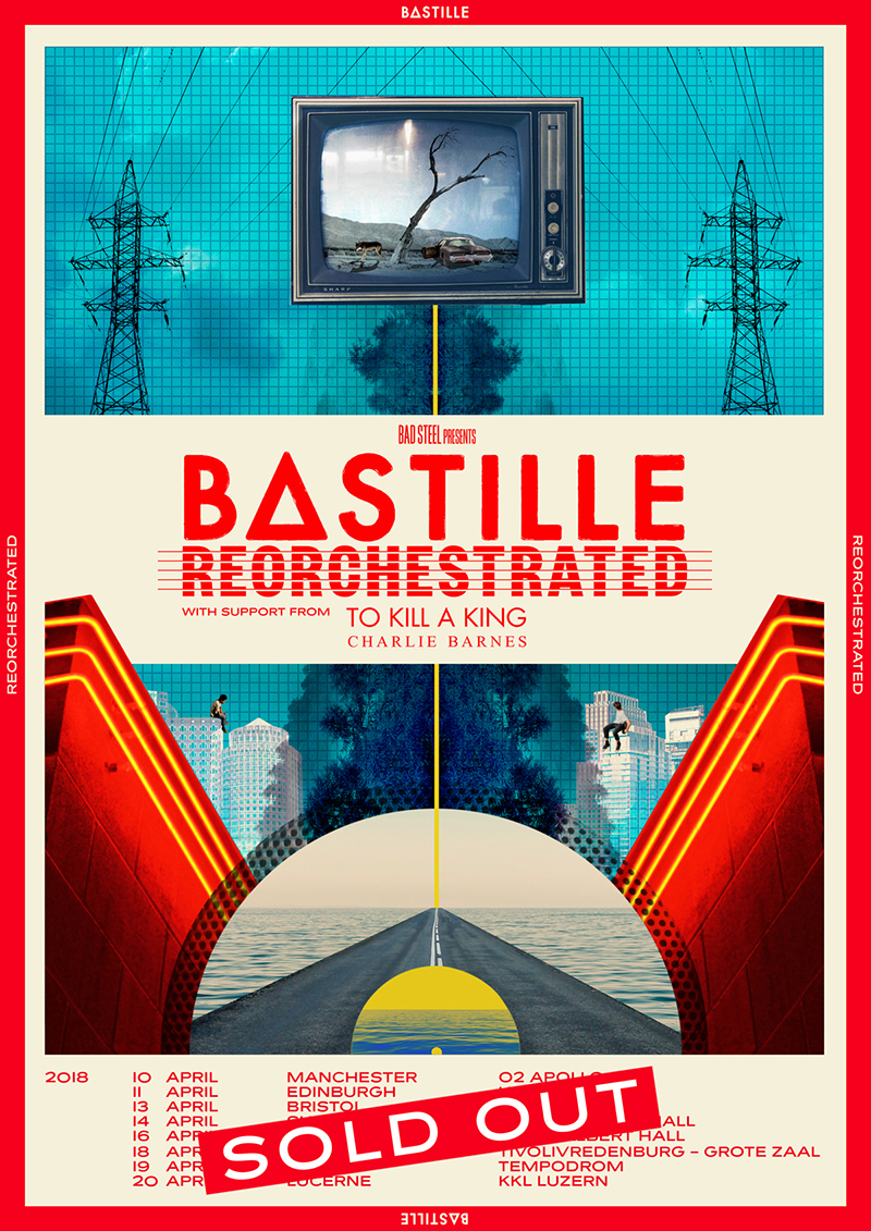 Bastille with support