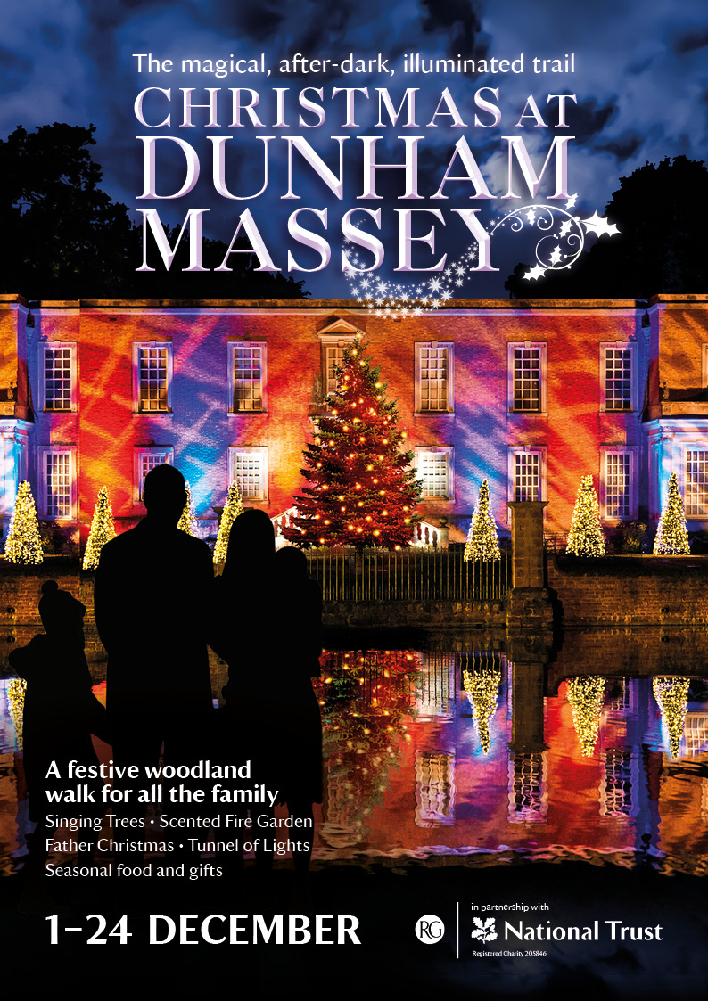 Christmas at Dunham Massey 2017