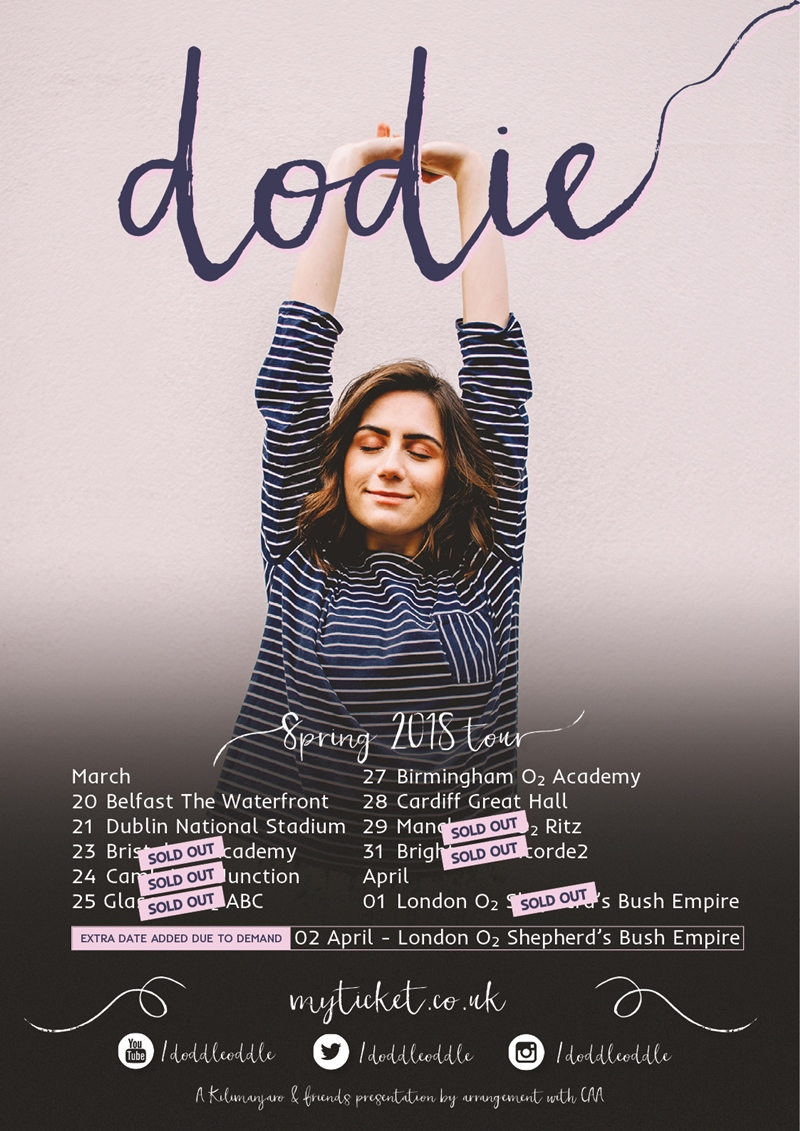 Dodie UK Tour 2018