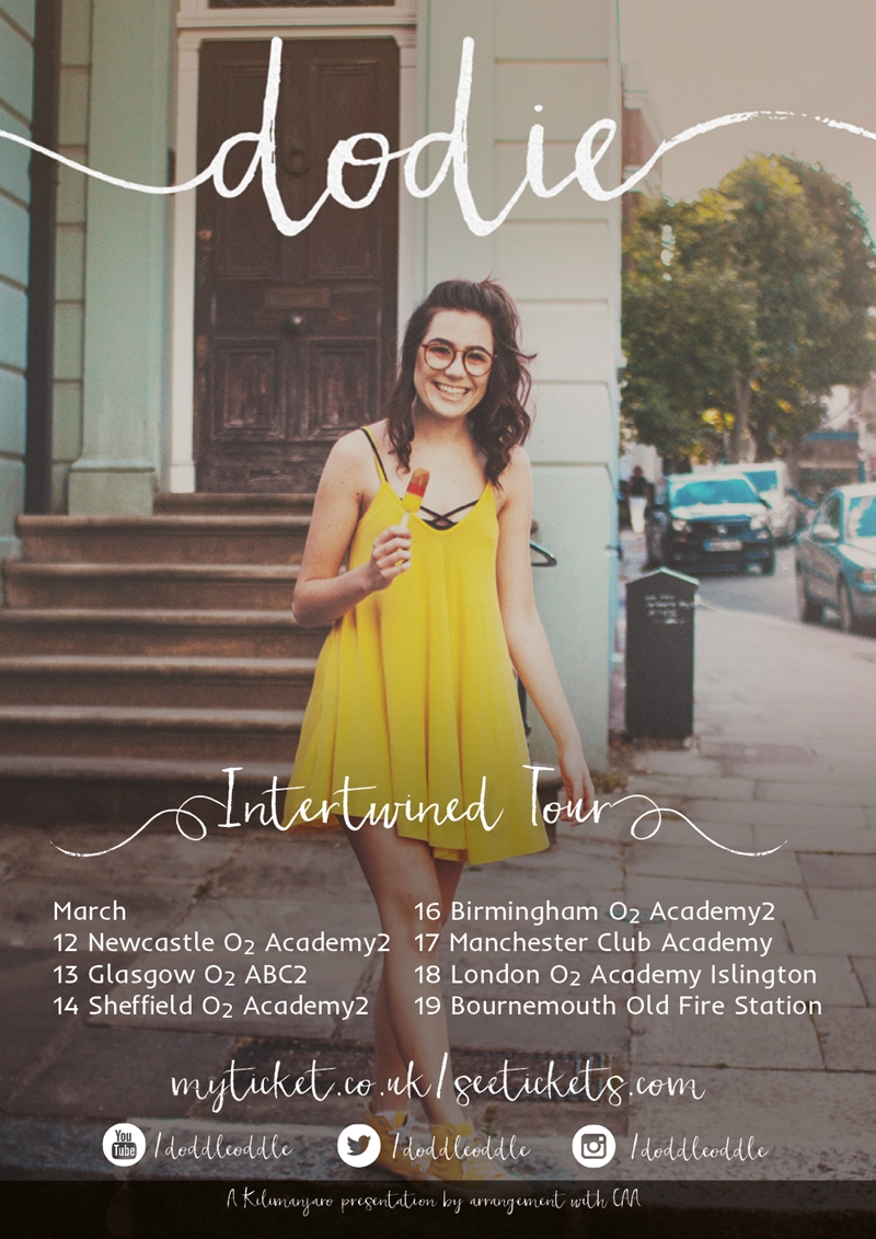 Dodie UK Tour 2017