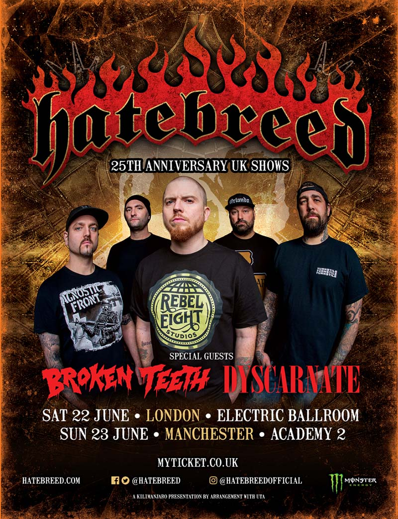 hatebreed admat updated supprots