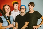Hippo Campus UK Tour 2017
