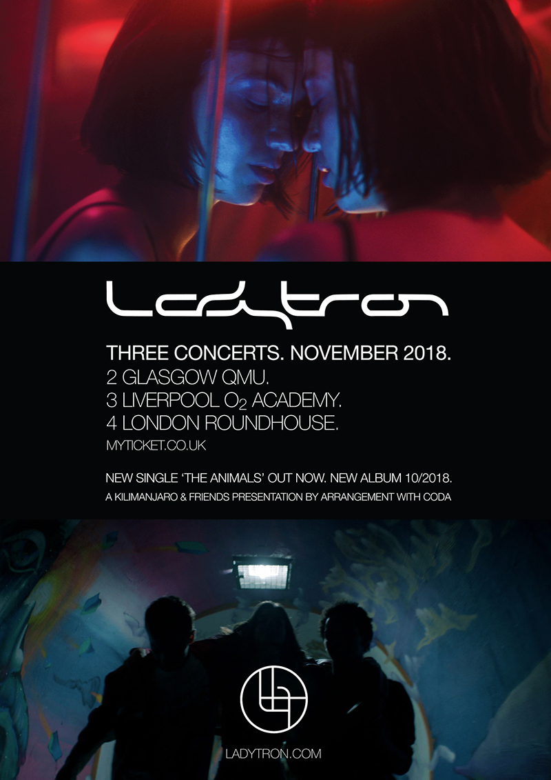 Ladytron updated