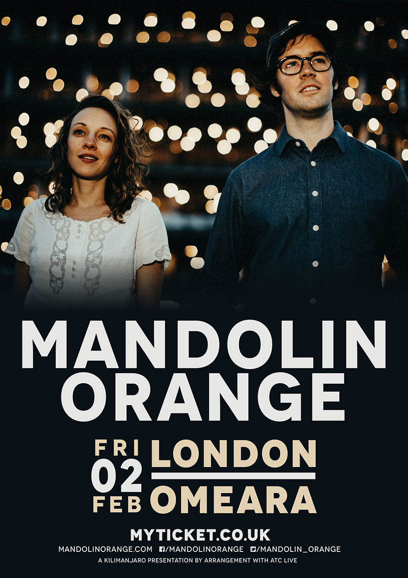 Mandolin Orange London