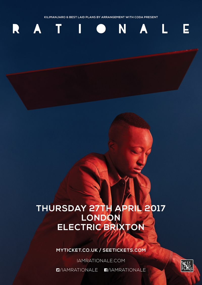 Rationale UK London 2017 show