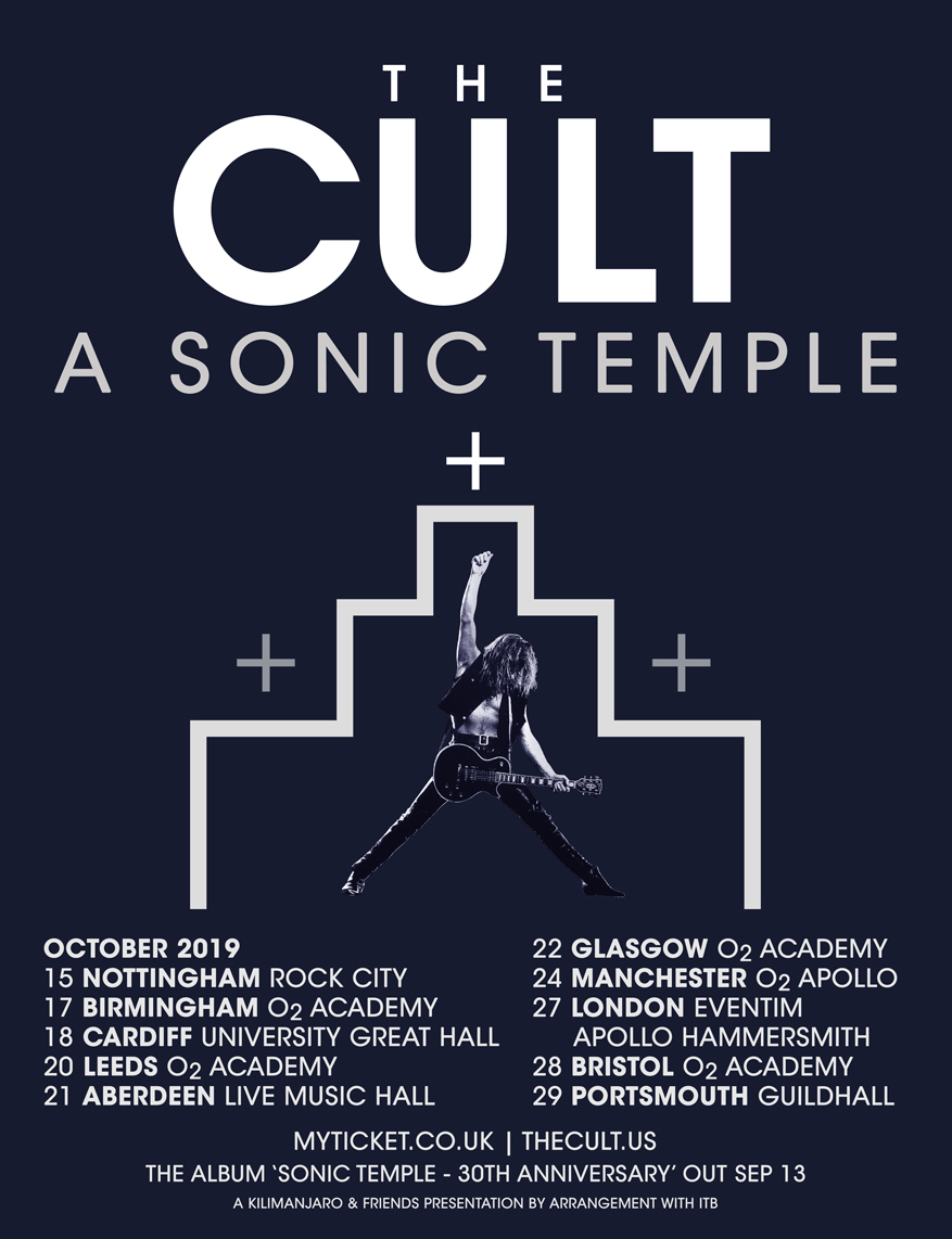 The Cult - A Sonic Temple
