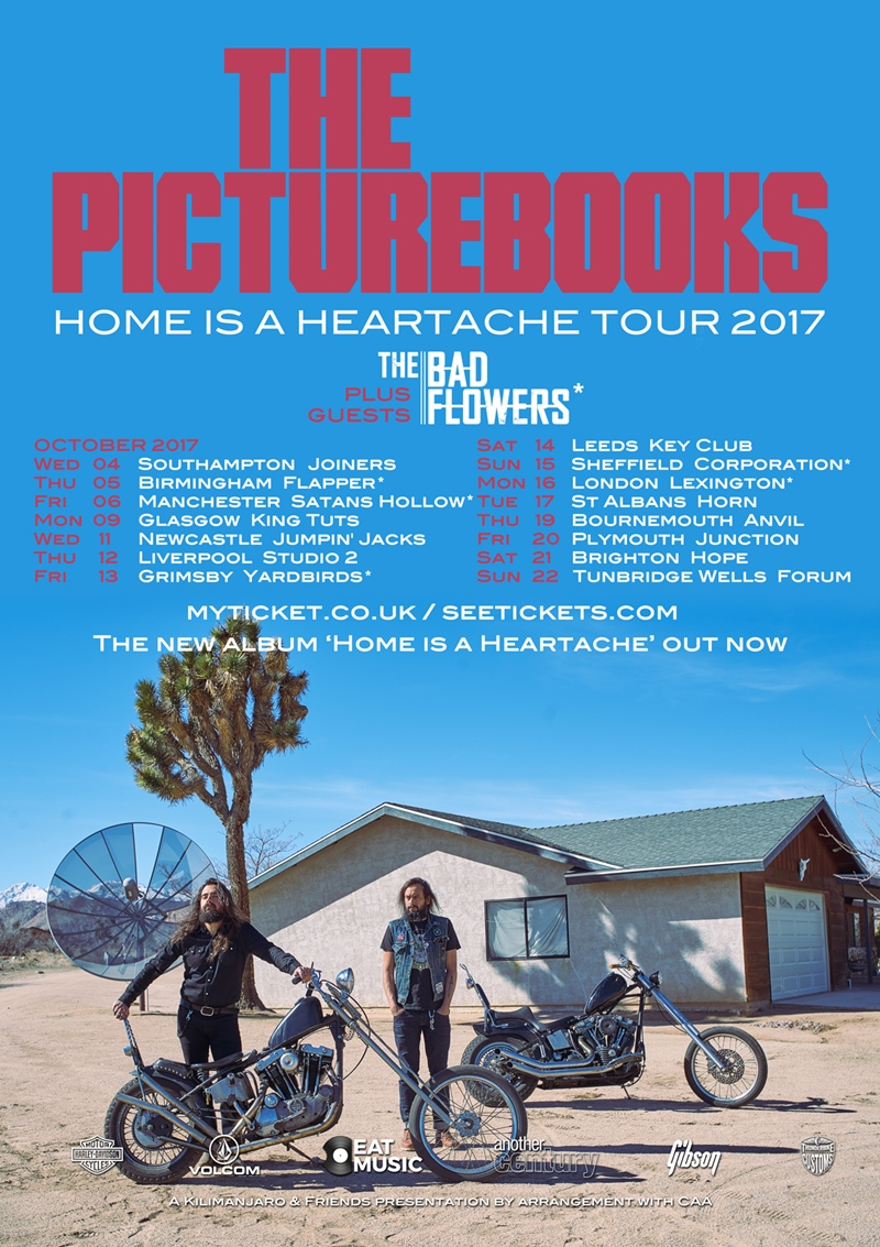 The Picturebooks UK Tour 2017