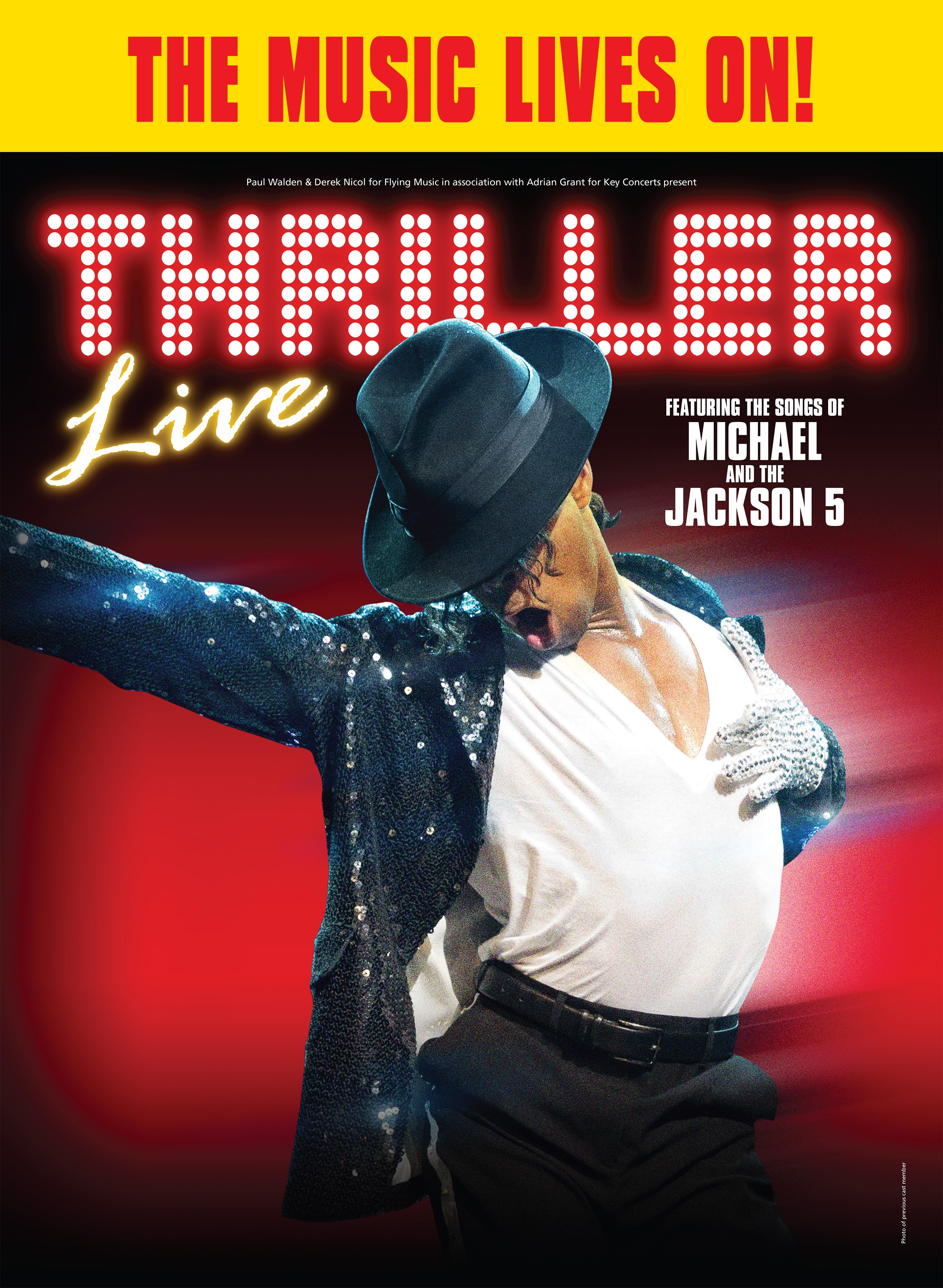 Thriller Live Tour