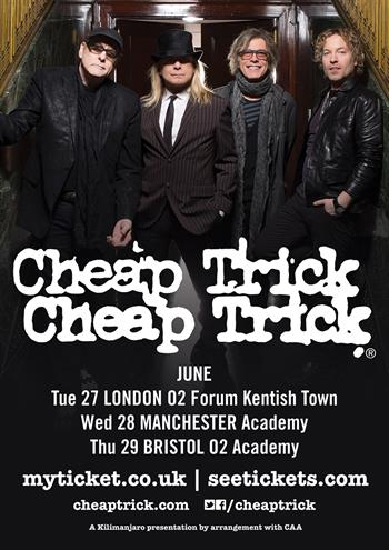 Cheap Trick Artwork