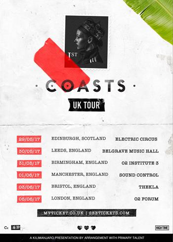 Coasts artwork