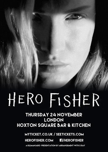 Hero Fisher UK London 2016 show