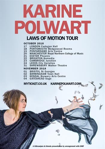Karine Polwart UK Tour 2018