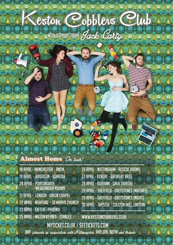 Keston Cobblers Club UK Tour 2017