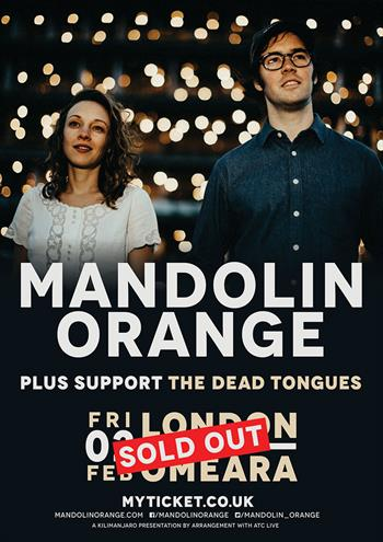 Mandolin Orange new