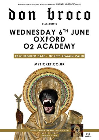 Broco Oxf Reschedule 040518