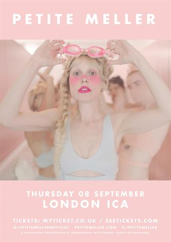 Petite Meller UK London 2016 show