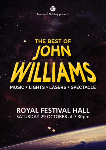 The Best of John Williams UK London 2016 show