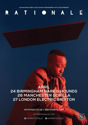 Rationale UK Tour 2017