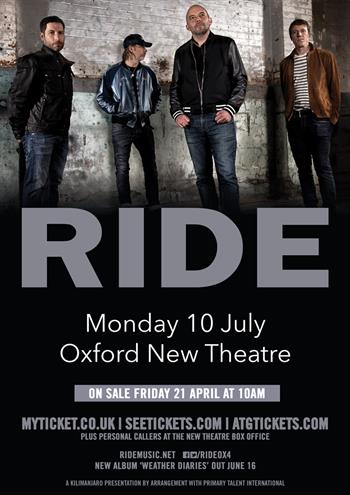 Ride UK Oxford 2017 show