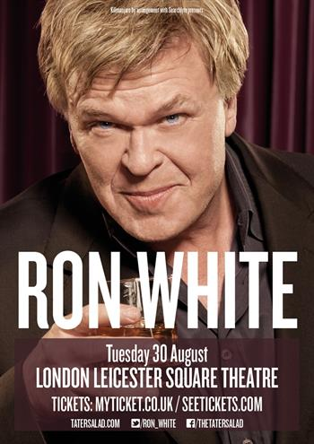 Ron White UK London 2016 shows