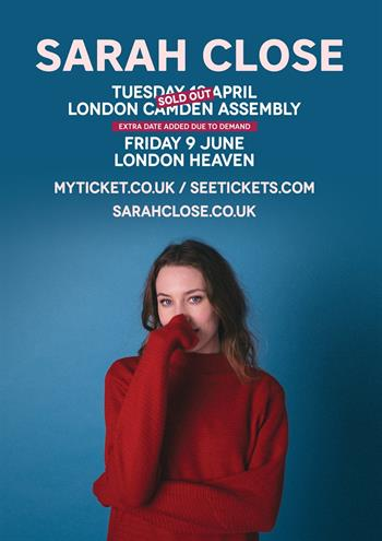 Sarah Close UK London 2017 shows