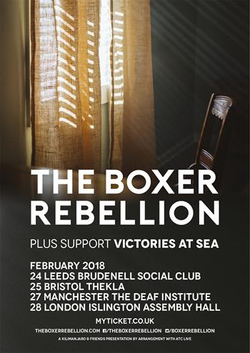 The Boxer Rebellion New