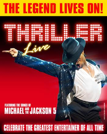 Thriller Live UK Tour 2017-2018