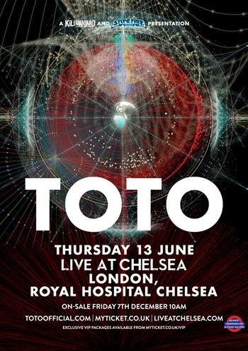 Toto Live At Chelsea 2019