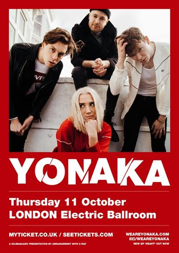 Yonaka UK London 2018 show