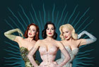 Dita Von Teese's 'The Art of the Teese' Burlesque Revue London 2018 shows