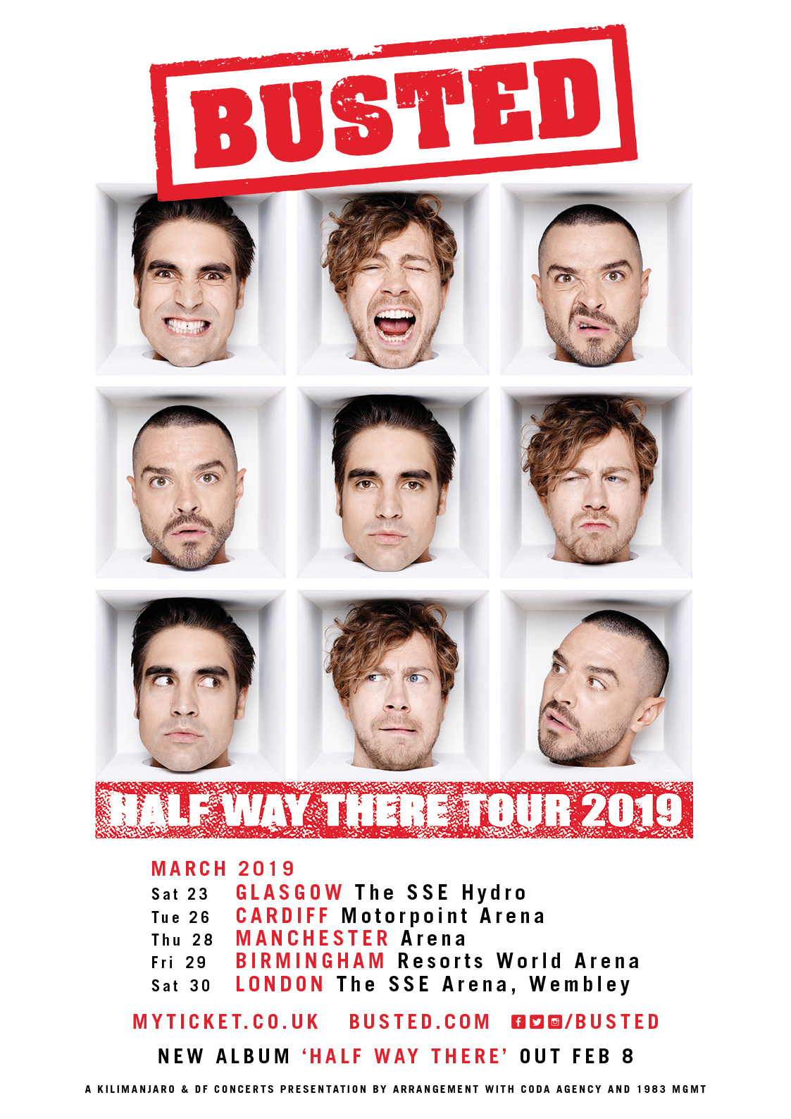 Image result for busted glasgow hydro 2019