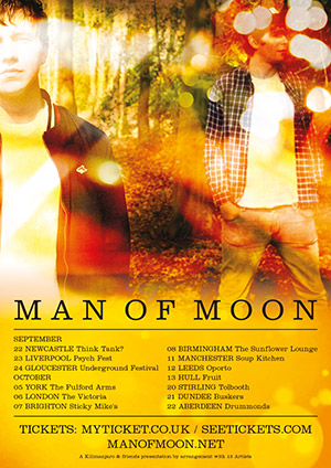 Man of moon