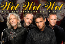 Wet Wet Wet The Big Picture Tour