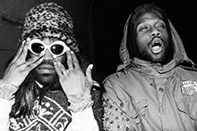 Win tickets to see Ho99o9